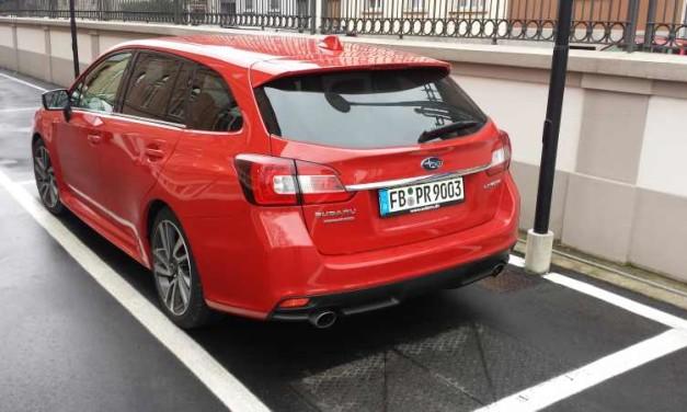 Dreimal Subaru Facelifts