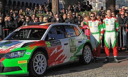 WM-Lauf Rallye Mexiko