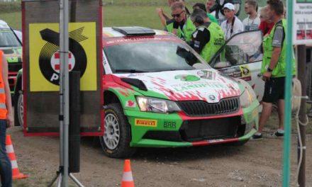 WM-Lauf Rallye Polen