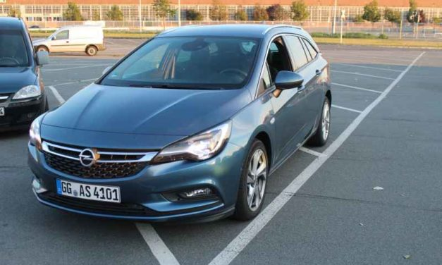 "Car of the Year 2016 – Teil 2: ""Opel Sports Tourer"""