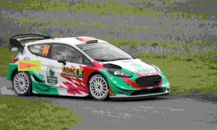 Kremer 9. im WM-Lauf Rallye Deutschland