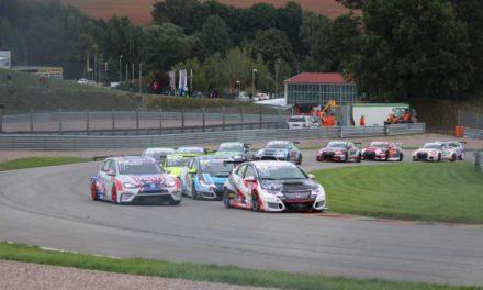ADAC TCR Germany: Sieg für Audi-Pilot Sheldon van der Linde