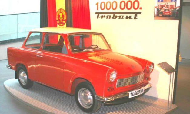 Trabant – Glückwunsch zum 60. Geburtstag,  07. November 2017