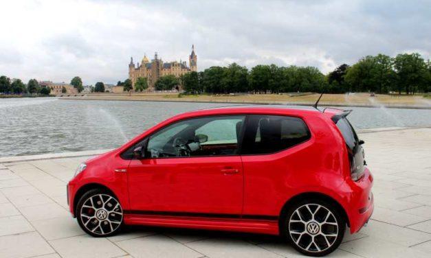 """Flotte kleine """"Rennsemmel"""": VW up! GTI"""