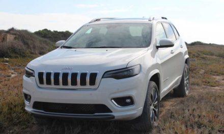 Der neue Jeep Cherokee