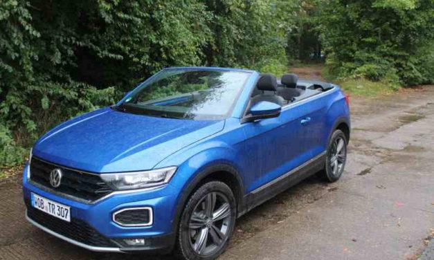 VW T-Roc: Kompakt-SUV aus Wolfsburg